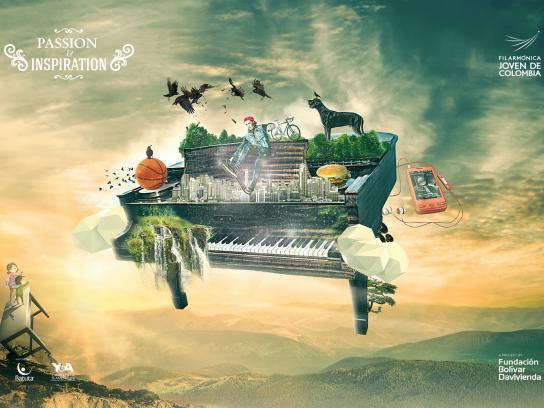 Filarmónica Joven de Colombia Print Ad -  Inspiration, 3