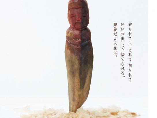 Suzakiya Print Ad -  Flaked