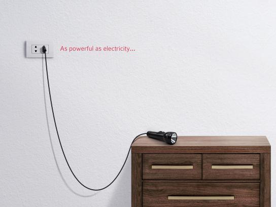 Energizer Print Ad - Flashlight