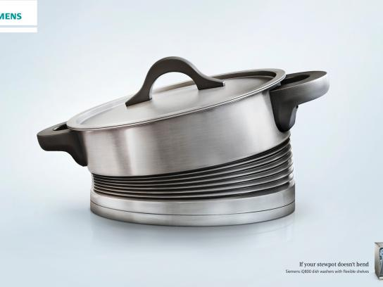 Siemens Print Ad -  Flexibles, Stewpot