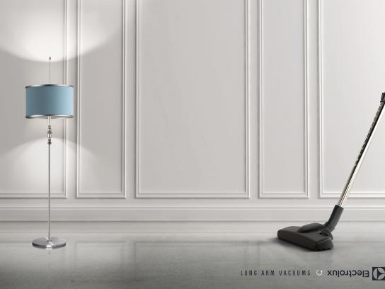 Electrolux Print Ad -  Lamp