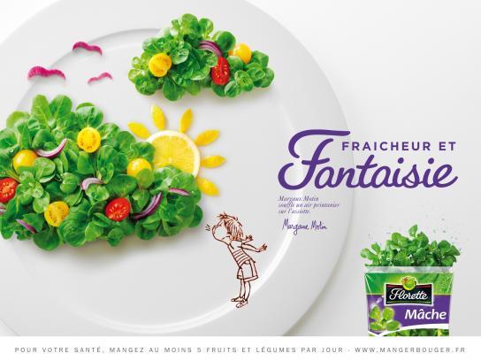 Florette Print Ad -  Boy