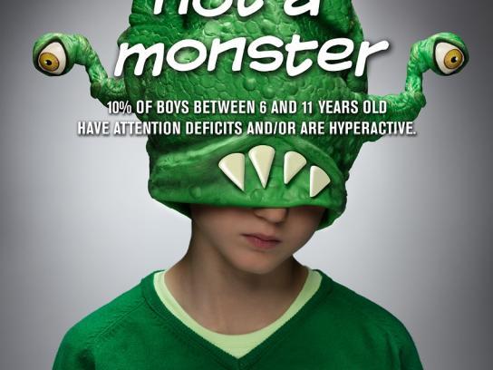 La Fondation les petits trésors Print Ad -  Monster