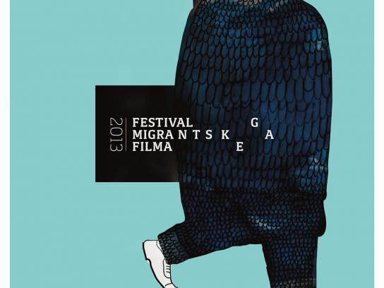 Festival of Migrant Film Print Ad -  Birds