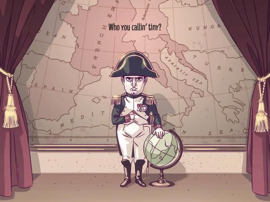 Ford Print Ad -  Napoleon