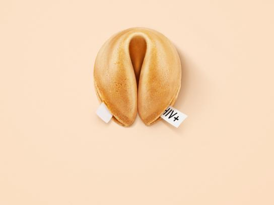 International Condom Day Print Ad - Fortune cookie - She