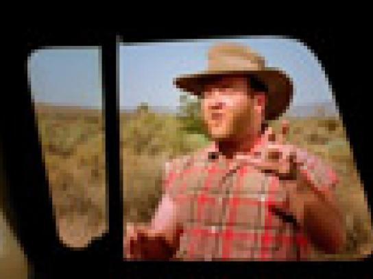 Foster's Film Ad -  GPS