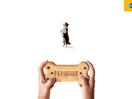 Pedigree Print Ad -  Joystick, 1