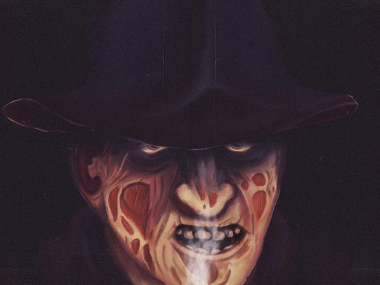 Magro Print Ad - No Calories, Freddy