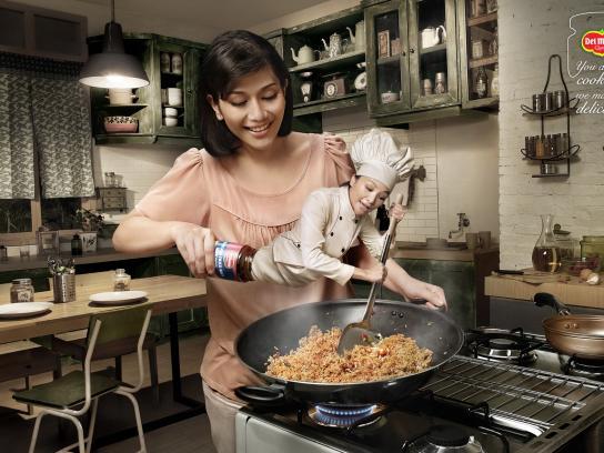 Del Monte Print Ad -  Fried rice