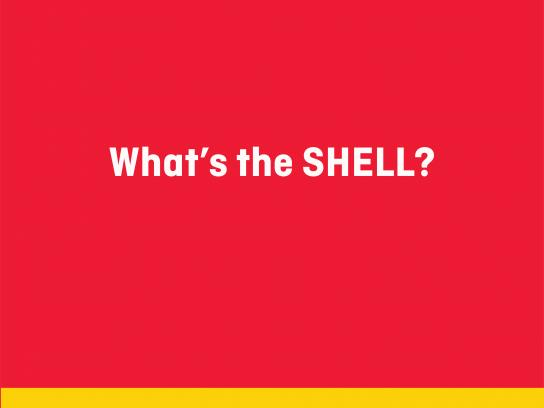 Shell Print Ad - From Hell to SHELL, 1