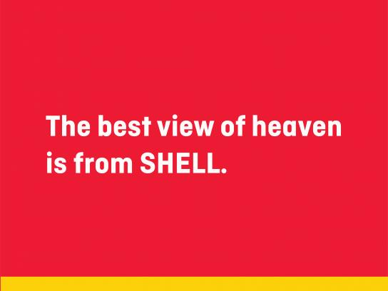 Shell Print Ad - From Hell to SHELL, 3