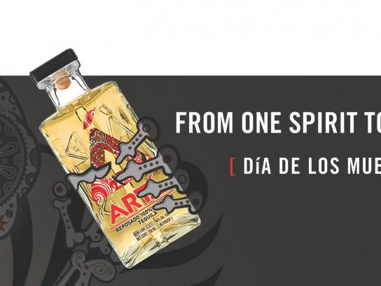 Arta Tequila Outdoor Ad -  Spirit