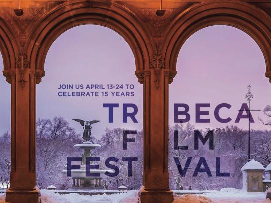 Tribeca Film Festival Print Ad -  Join us, 1