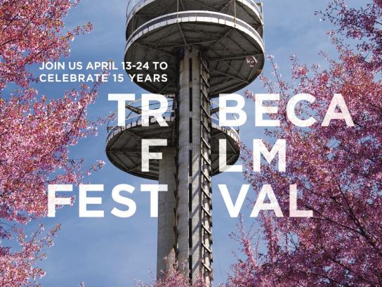 Tribeca Film Festival Print Ad -  Join us, 5