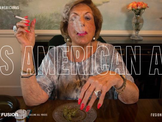 Fusion Print Ad - Medical marijuana