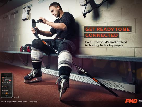 FWD Print Ad -  Bring it, 2