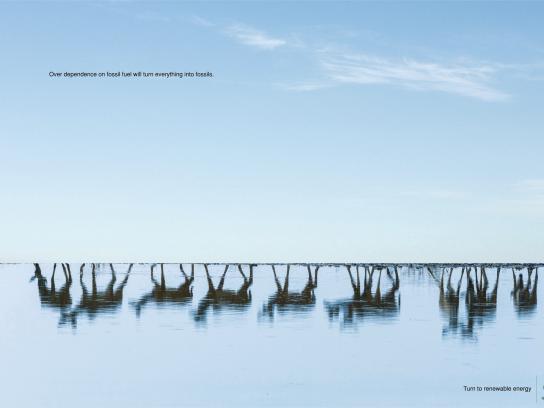 Gail Gas Print Ad - Renewable energy, 3
