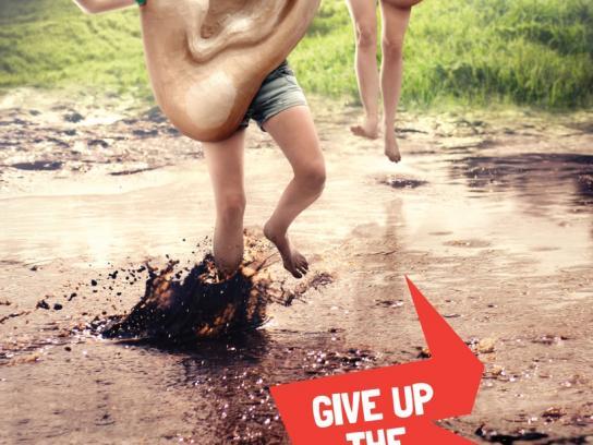 Galapagai Festival Outdoor Ad -  Mud
