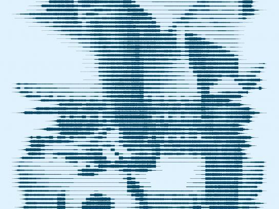 VON Print Ad - Sound Waves - Game