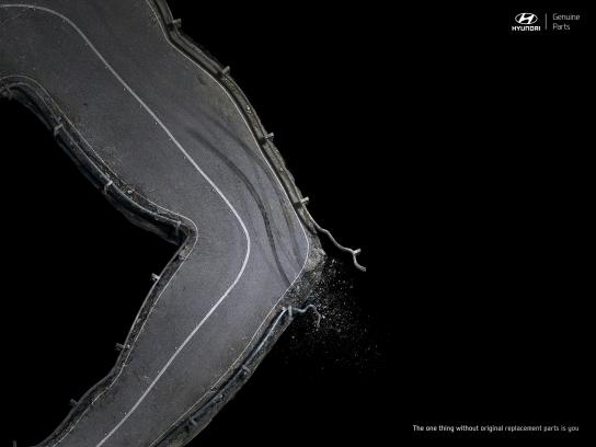 Hyundai Print Ad - Elbow