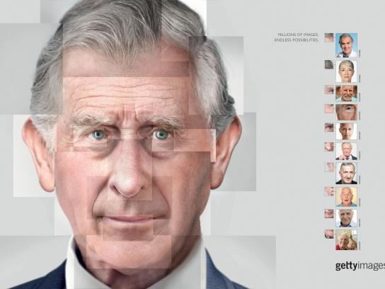 Getty Images Print Ad - Prince Charles