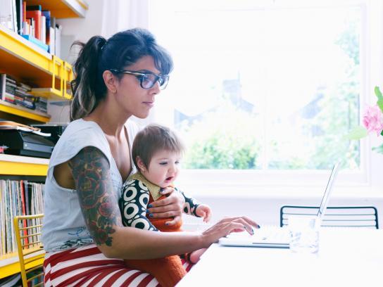 The crossroad of work and motherhood