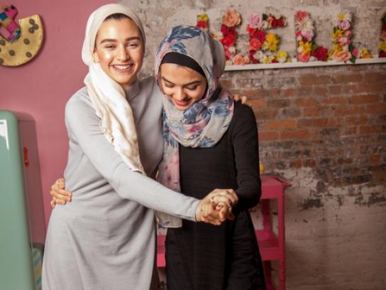 Largest Muslim Women's online platform