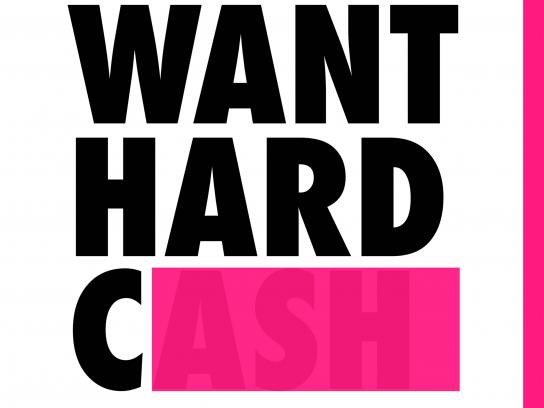JWT Print Ad - Girls Want Hard C
