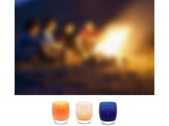 glassybaby Outdoor Ad -  What do hue see, 2