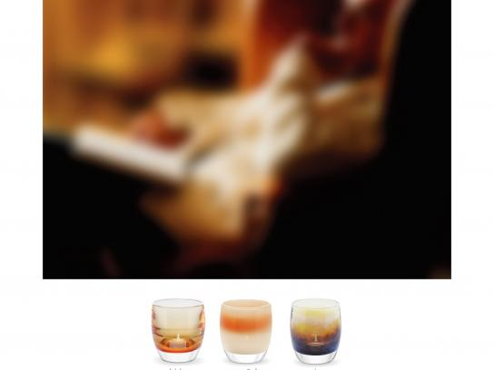 glassybaby Outdoor Ad -  What do hue see, 4