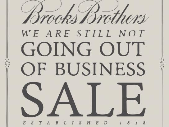 Brooks Brothers Print Ad -  Quality that stands the test of time, 3