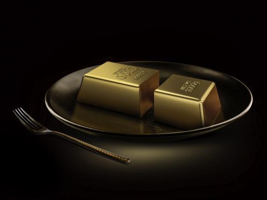 Epoch Print Ad - Gold Bar