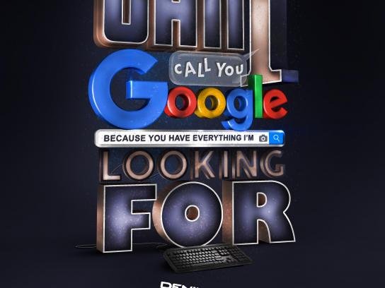 Daroc Print Ad - Google