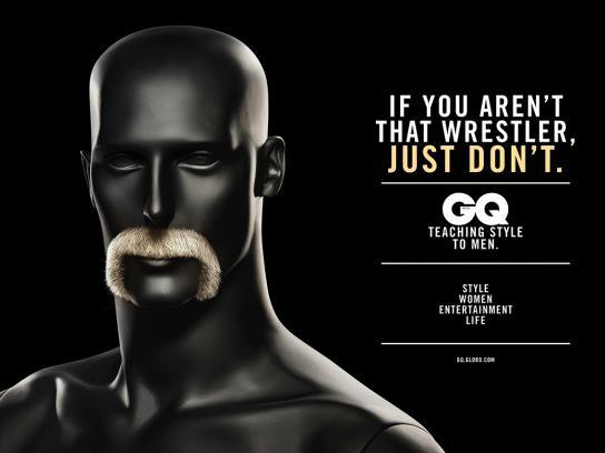 GQ Print Ad -  Hogan