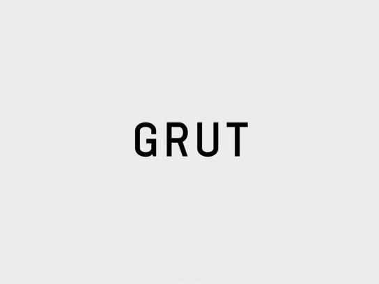 Grut Design Ad - Identity
