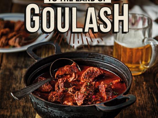 McDonald's Print Ad - Goulash