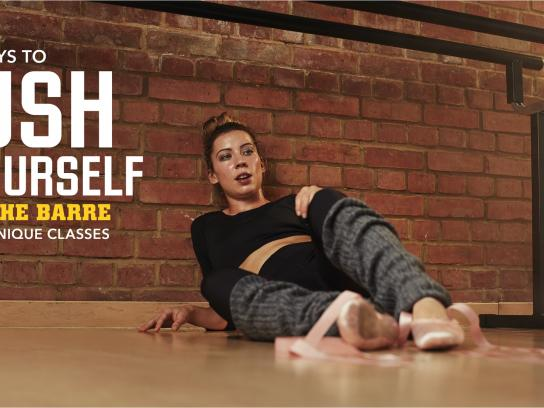 Gymbox Outdoor Ad -  New ways, 4
