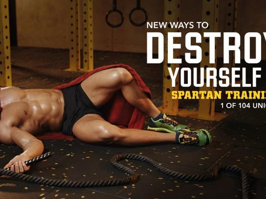 Gymbox Outdoor Ad -  New ways, 5