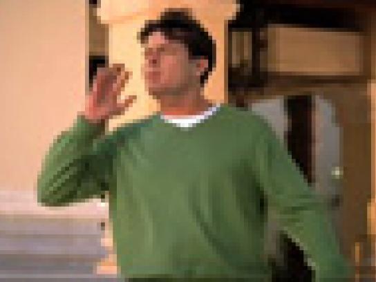 Hanes Film Ad -  Phone toss