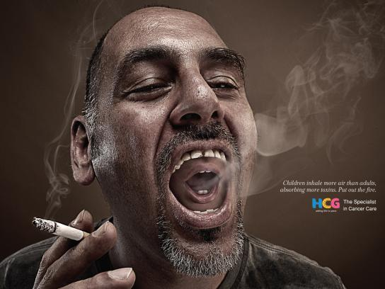 HCG Print Ad -  Happy Uncle