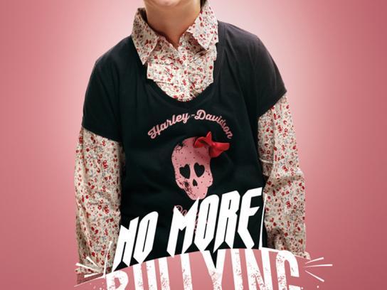 Harley-Davidson Print Ad -  No more bullying, 3