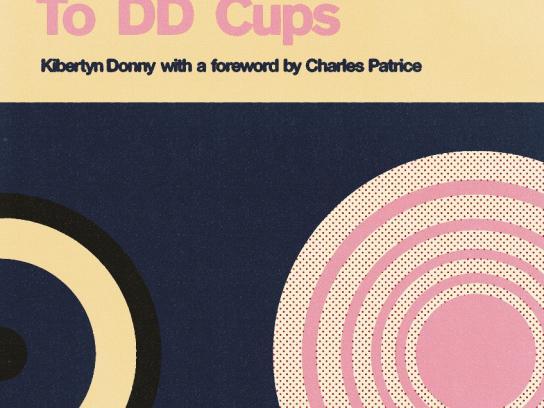 Harley-Davidson Print Ad -  DD cups