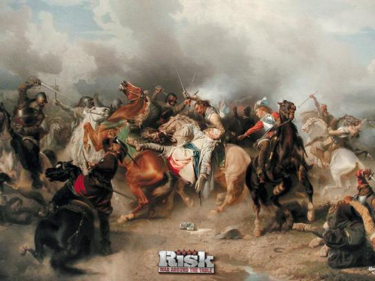 Hasbro Print Ad -  Battle, Lutzen