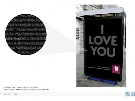 HAVEN Outdoor Ad -  Love