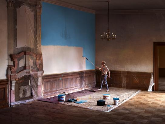 Hornbach Print Ad - Indoor