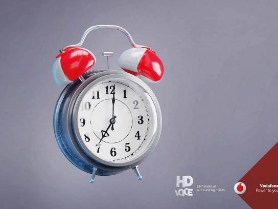 Vodafone Print Ad - HD Voice, 4