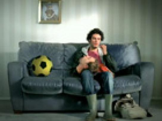 Gusto Film Ad -  Headless