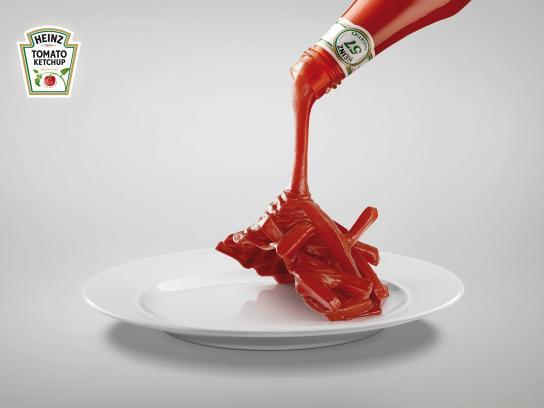 Heinz Print Ad -  Fries
