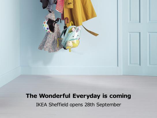IKEA Print Ad - Hemnes